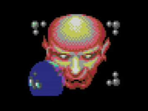 C64 game 2nd Reality
