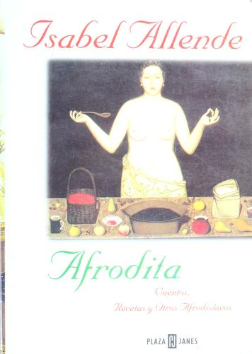 Cover of: Afrodita by Isabel Allende