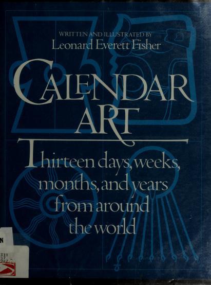 Calendar art by Leonard Everett Fisher