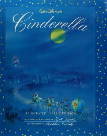 Cover of: Cinderella (Illustrated Classic) | Zoe Lewis