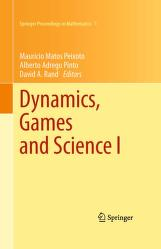 Cover of: Dynamics, Games and Science