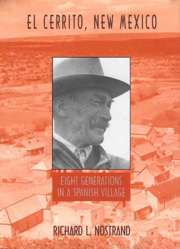El Cerrito, New Mexico by Richard L. Nostrand