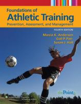 Cover of: Foundations of athletic training