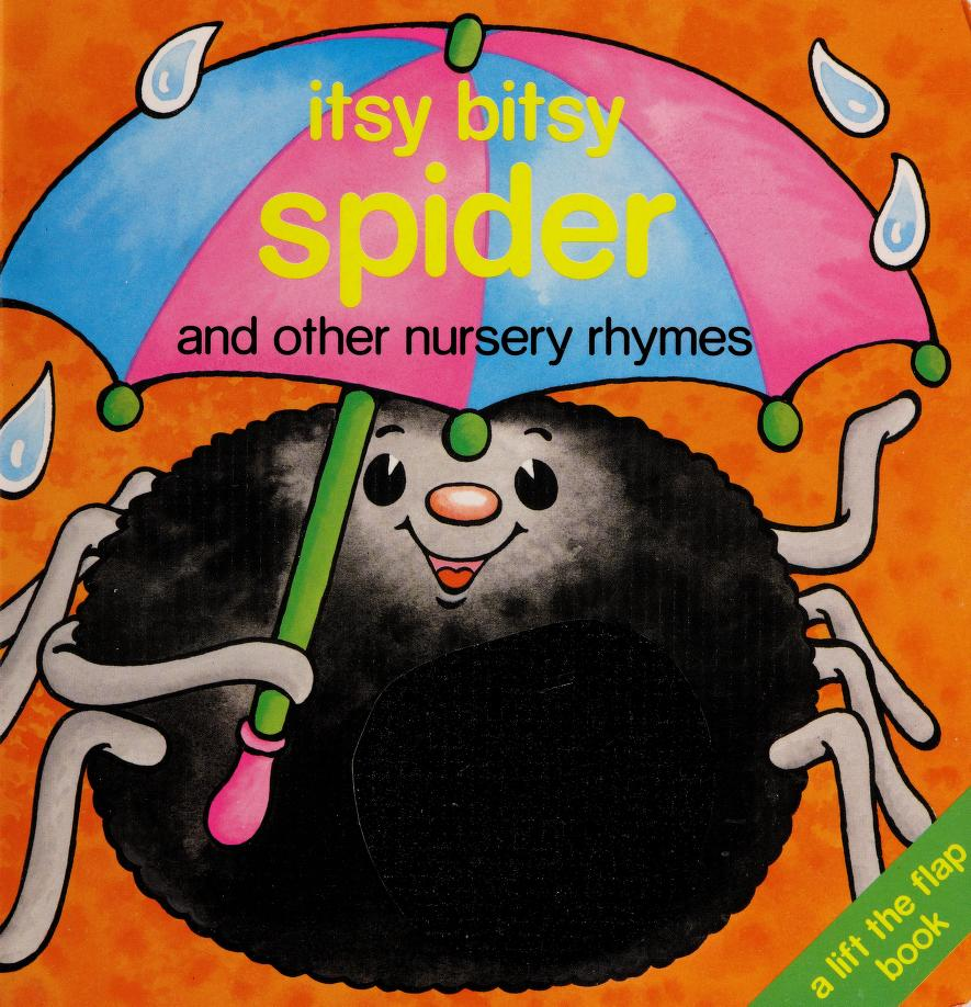Itsy Bitsy Spider and Other Nursery Rhymes by
